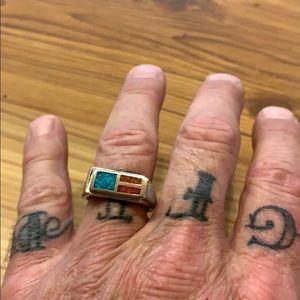 Mans ring
